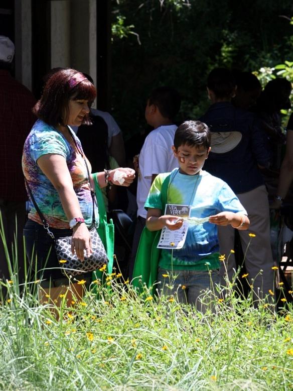 Kids at Vida Verde 2012 (2)