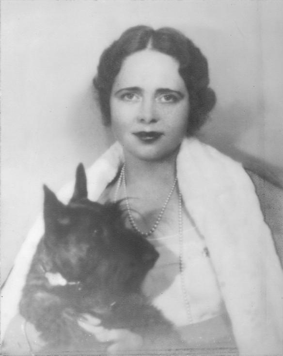 Marcia Matthews 1891-1963